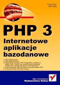 PHP 3. Internetowe aplikacje bazodanowe - 2857620200