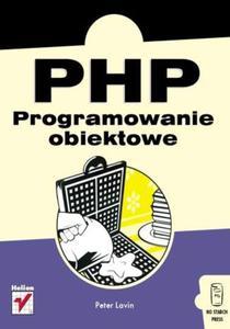 PHP. Programowanie obiektowe - 2857620219