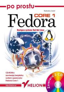 Po prostu Fedora Core 1 - 2857620342