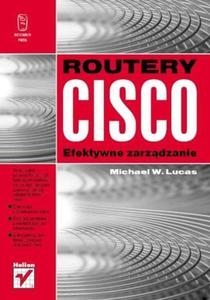 Routery Cisco. Efektywne zarządzanie - 2857620405