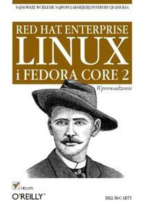 Red Hat Enterprise Linux i Fedora Core 2. Wprowadzenie - 2857620409