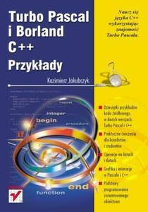 Turbo Pascal i Borland C++. Przykłady - 2857620510