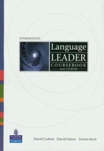 Language Leader Intermediate Coursebook - 2857621271