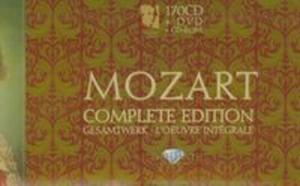Mozart Complete Edition - 2857621935