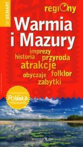 Polska niezwykła. Przewodnik po regionie - Warmia i Mazury - 2857622589