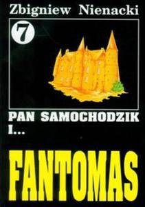 Pan Samochodzik i Fantomas 7 - 2825758171