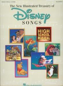 The new illustrated treasury of Disney songs - 2857623088
