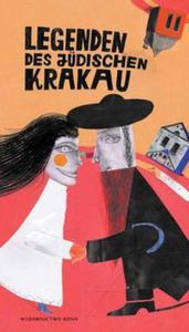 Legendy żydowskiego Krakowa Legenden des judischen Krakau - 2857624073