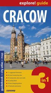 Cracow Przewodnik + atlas + mapa - 2825760891