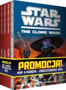 Pakiet Star Wars: Pojedynek przy strzaskanej skale / Tajna armia Doku / Klątwa piratów /...
