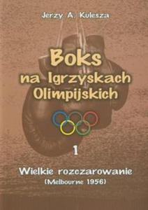 Boks na Igrzyskach Olimpijskich 1 Wielkie rozczarowanie - 2857625974