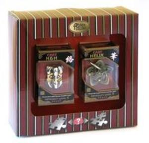 Cast Puzzle Zestaw prezentowy / Pentadivio - 2857627146