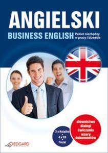 Angielski Business English. Pakiet niezbędny w pracy i biznesie - 2825763390