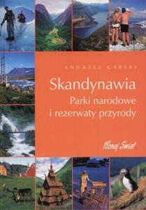 Skandynawia Parki narodowe i rezerwaty przyrody z płytą CD - 2825655642