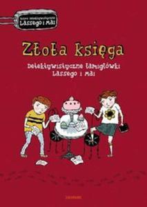 Złota księga. Detektywistyczne łamigłówki Lassego i Mai - 2825766625