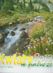 Kalendarz 2013 RW 8 Kwiaty w naturze - 2825767910