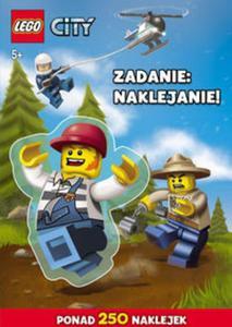 Lego City Zadanie naklejanie! - 2825768141