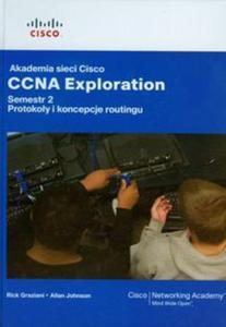 Akademia sieci Cisco CCNA Exploration Semestr 2 + CD - 2857634551
