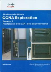 Akademia sieci Cisco CCNA Exploration Semestr 3 + CD - 2857634662