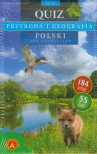 Quiz Przyroda i Geografia Polski mini - 2853472546