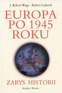 Europa po 1945 roku Zarys historii - 2825656173