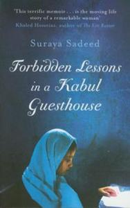 Forbidden Lessons in a Kabul Guesthouse - 2825772593