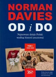 OD i DO Tom 1 - 2. Najnowsze dzieje Polski według historii pocztowej - 2825656195