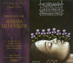 Cilea: Adriana Lecouvreur - 2825773100