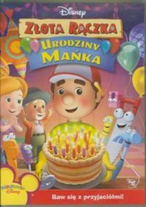 Złota Rączka: Urodziny Mańka - 2857638370