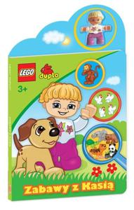 Lego Duplo. Zabawy z Kasią (LHS-1) - 2825774264