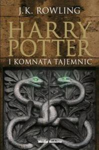 Harry Potter 2 Harry Potter i Komnata Tajemnic - 2825774748