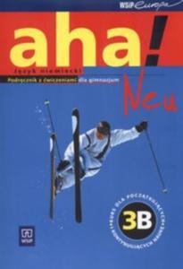 Aha!Neu 3B Podręcznik z ćwiczeniami z 2CD - 2825656448