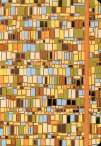 Notatnik Mini Brązowa Mozaika - 2825777103