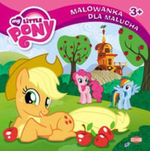 My Little pony. Malowanka dla malucha. (KL-205) - 2853478802