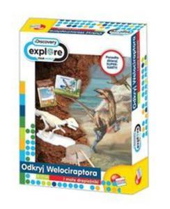 Odkryj Welociraptora - 2857642602