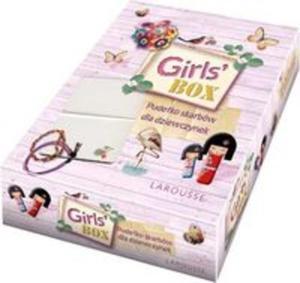 Girls box Pudełko skarbów dla dziewczynek - 2857642874