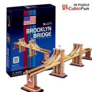 Puzzle 3D Empire Brooklyn Bridge - 2825779327