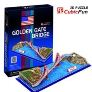 Puzzle 3D Golden Gate Bridge - 2825779329