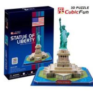 Puzzle 3d statua wolności - 2825779341