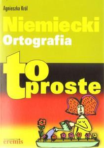 Niemiecki. Ortografia. To proste - 2825656630