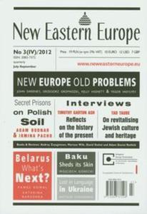 New Eastern Europe 3/2012 - 2825781022