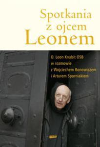Spotkania z ojcem Leonem - 2857645592