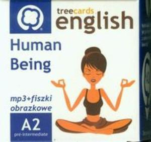 Fiszki Human Being + mp3