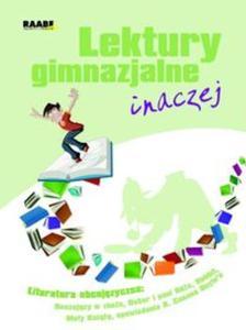Lektury gimnazjalne inaczej Literatura obcojęzyczna - 2857648417