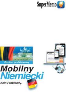 Mobilny Niemiecki Kein Problem!+ Poziom podstawowy A1-A2 - 2857648527