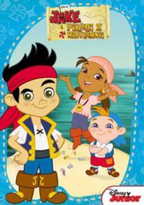 Jake i piraci z Nibylandii. Kolorowanka (KR-259) - 2853485553