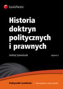 Historia doktryn politycznych i prawnych - 2825784638