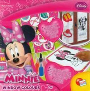 Minnie Window Colours Malowane naklejki - 2857649796