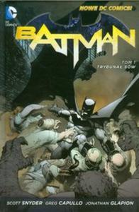 Batman Trybunał sów