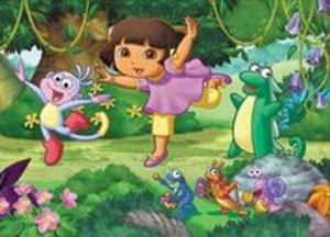 Dora na polanie